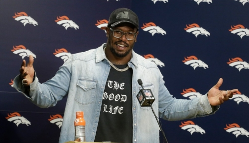 Former DeSoto star Von Miller explains how the Cowboys first stoked his passion for playing in the NFL