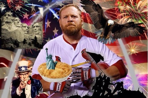 Brandon Moss signed with the Royals - A Hunt and Peck