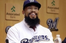 The Forgotten Man at Brewers On Deck: Eric Thames