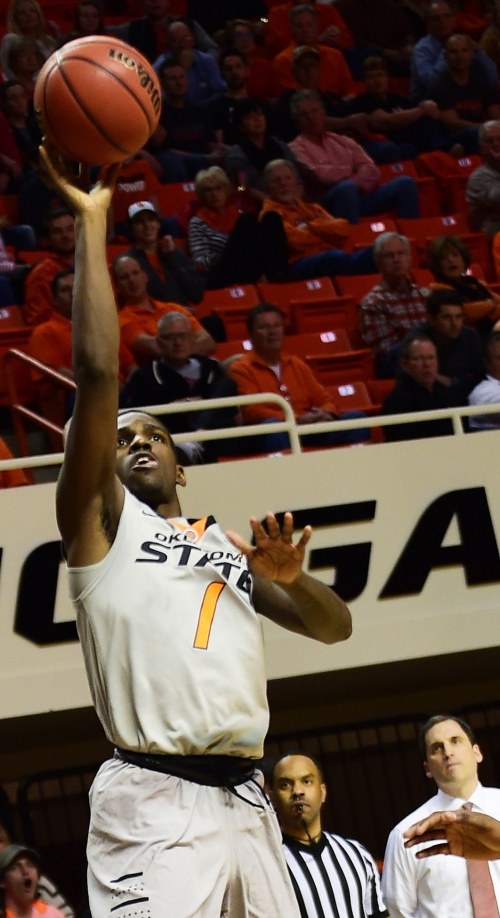 Oklahoma State-Iowa State notebook: Jawun Evans struggles in loss