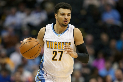 Nuggets rookie Jamal Murray getting a crash course in NBA point guard from Jameer Nelson