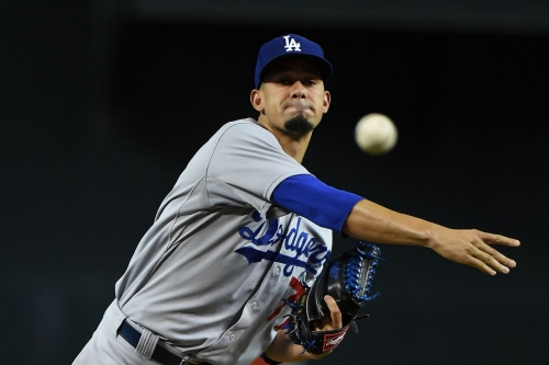 NL West: Dodgers trade Carlos Frias to Cleveland