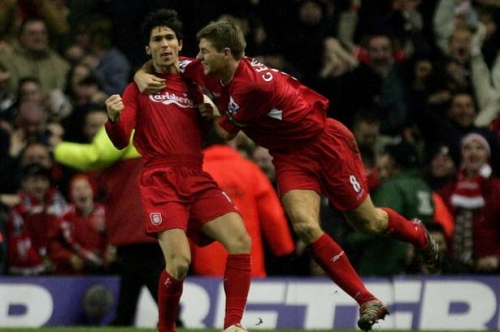 Luis Garcia backs Steven Gerrard to become Liverpool manager