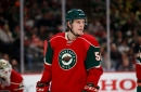 A curious case for shifting Erik Haula to the wing