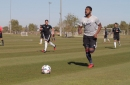 Revolution draw with Minnesota in first preseason game of 2017, Delamea and Wright impress
