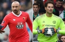 Chelsea reject Watford's £10million PLUS Heurelho Gomes bid for Asmir Begovic