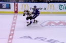 Brad Marchand slew foots Lightning player mere days after latest NHL fine