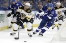 Chara nets go-ahead goal in 3rd, Bruins beat Lightning 4-3 The Associated Press