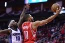 Anderson, Gordon lead Rockets past Kings, 105-83