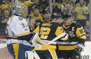 Plus-Minus: Patric Hornqvist pushes Penguins past Predators 4-2