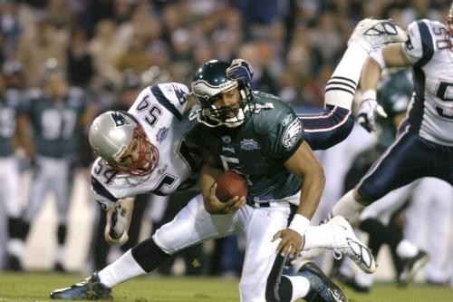 New England Patriots Super Bowl history: Super Bowl XXXIX