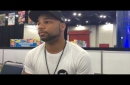 Watch: Why Golden Tate believes the Lions have bright long-term future