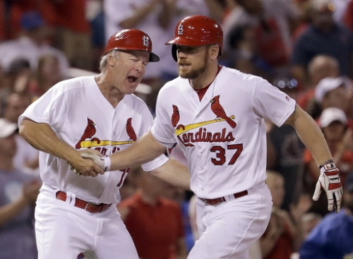 Royals announce $12 million, 2-year deal with Brandon Moss The Associated Press