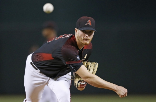 Miller goes to arbitration after awful start with D-backs The Associated Press