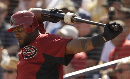 Cleveland Indians invite Wily Mo Pena to camp at suggestion of Edwin Encarnacion