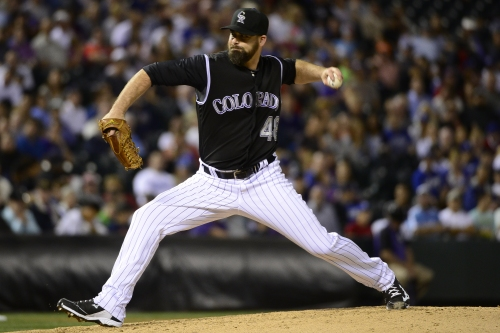 Boone Logan leaves Rockies, agrees to 1-year contract with Cleveland Indians