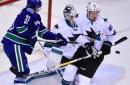 Canucks F Loui Eriksson Dominates, Can't Score vs. Sharks