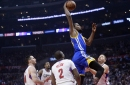 Quick Recap: Warriors outlast Clippers for a 133-120 victory