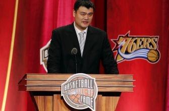 The Great Wall: Houston Rockets to Honor Yao Ming