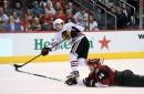 Morning Bag Skate: Blackhawks' second line gets back on track