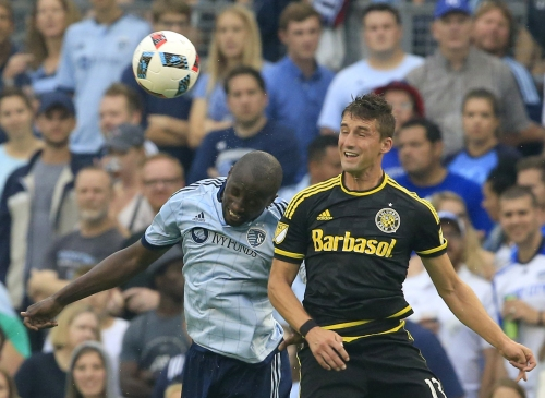 Portland Timbers acquire Lawrence Olum from Sporting Kansas City