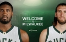 Who are the newest Bucks, Roy Hibbert and Spencer Hawes?