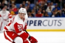 Alexey Marchenko Waived by Red Wings