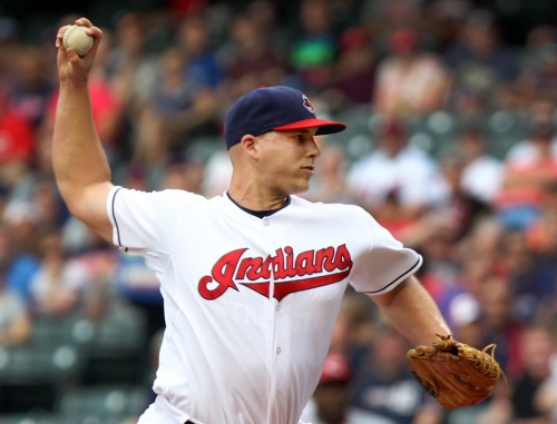 Former Cleveland Indians' Justin Masterson, Jesus Aguilar look to reignite careers
