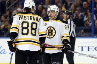 Boston Bruins Need To Be More Than One Line Team