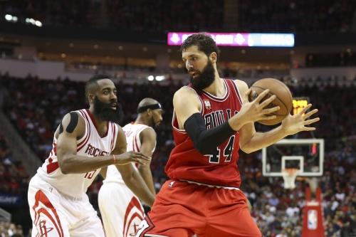 Rockets vs. Bulls game thread: Gut check time