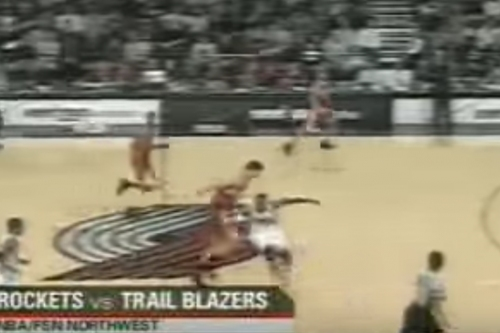 Never forget the time Yao Ming ruthlessly crossed over a defender behind his back