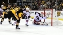 Kessel sees Penguins to win, Islanders beaten
