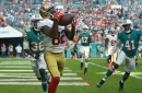 NFL rumors: Eagles targeting trade for 49ers WR Torrey Smith, report says