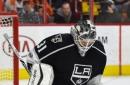 Budaj, Carter lead Kings over Flyers in OT, 5th win in row