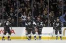 Los Angeles Kings Win in Overtime 1-0 Against the Philadelphia Flyers