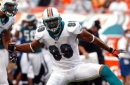 Dolphins legend Jason Taylor among 7 inducted into football HOF