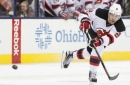 Hall scores twice as Devils beat Blue Jackets 5-1