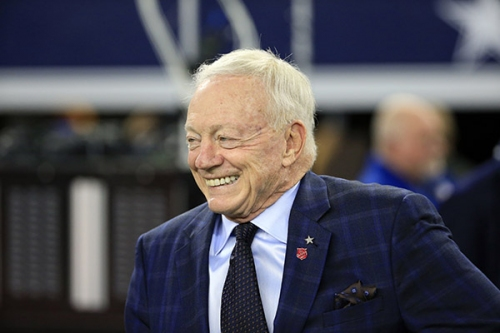Jerry Jones elected to Pro Football Hall of Fame
