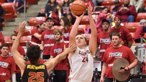 Cougars fail to stop USC surge; fall to Trojans 86-77