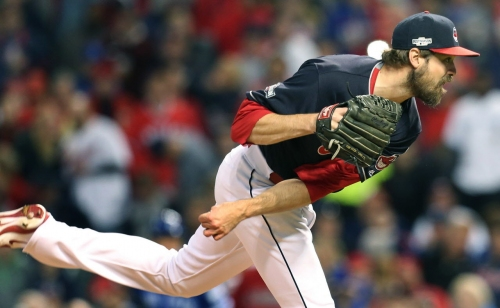 Should Cleveland Indians be concerned about Andrew Miller pitching in WBC? Hey, Hoynsie