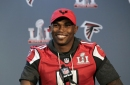 Super Bowl LI: Falcons C Alex Mack and WR Julio Jones playing through major injuries