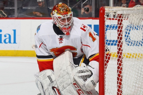 Projected Lines: Calgary Flames @ NY Rangers
