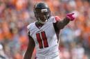 Julio Jones' Super Bowl Cleats Show Love for Atlanta (Photo)