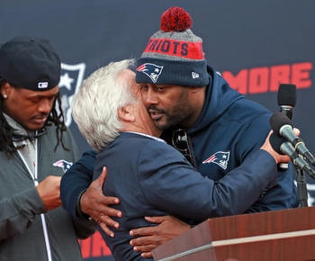 Ty Law getting closer to Canton