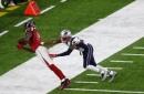 Julio Jones Somehow Stays Inbounds For Unreal Catch in Super Bowl (Video)