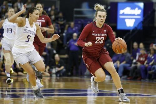 WSU women's basketball knocks off Utah