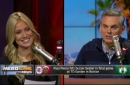 Paul Pierce hits a buzzer-beater in Boston - Colin and Kristine react | THE HERD