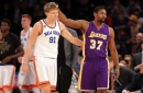 Metta World Peace thinks the Lakers should've been the fourth seed in the Western Conference