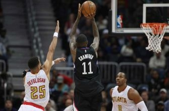 Jamal Crawford passes Magic Johnson on NBA all-time scoring list