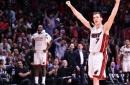 Goran Dragic's 3-point shooting integral in Miami's 11-game win streak